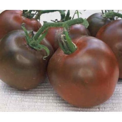Paradajka čierna - predaj semienok paradajok - 6 ks