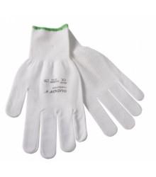 Pracovné rukavice Buddy - PVC terčíky - veľkosť 8 - 1 pár
