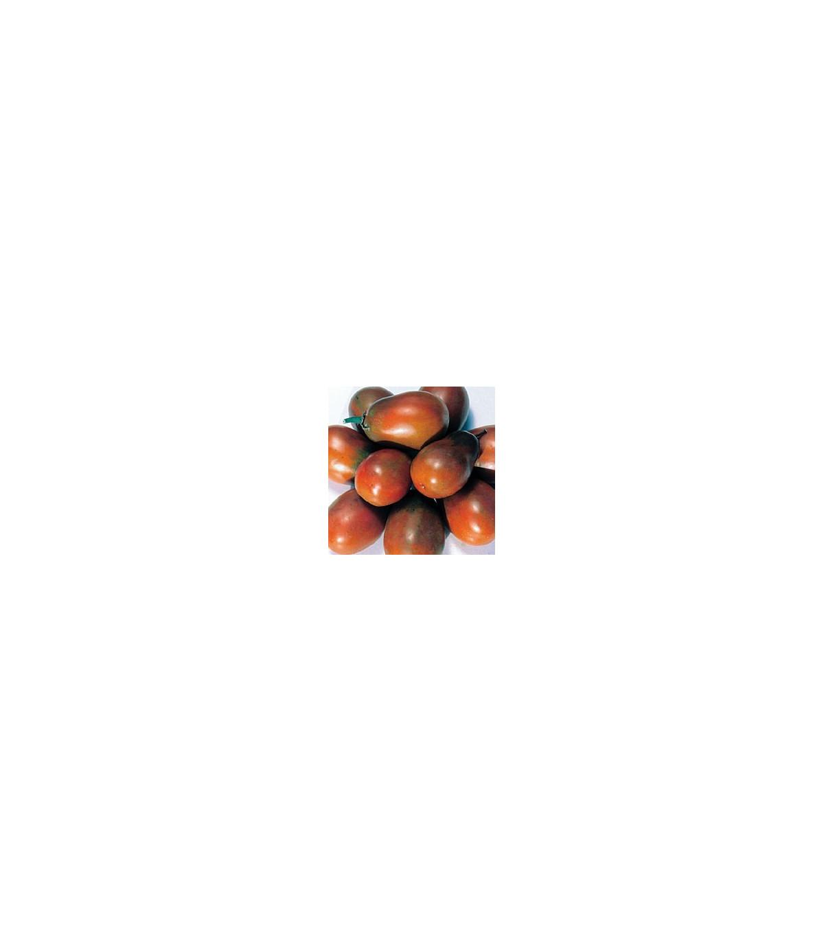 Paradajka- Čierná slivka- semiačká- 6 ks
