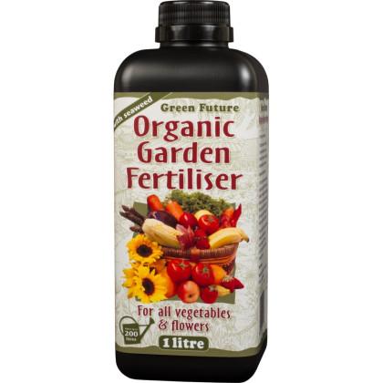 Univerzálne bio hnojivo - Green Future Organic Garden - 1 liter