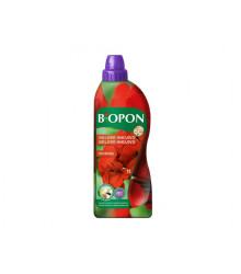 Gélové Biopon hnojivo na muškáty - 0,5 l