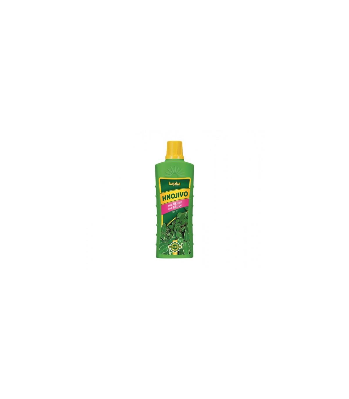 Hnojivo na fikusy - Kvapka - 500ml
