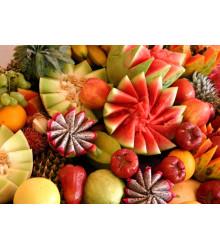 Exotické plody - balíček semien exotických plodov - darčekové balenie v cene
