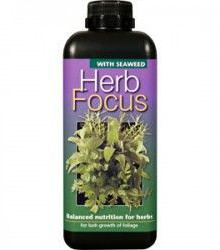 More about Hnojivo pre bylinky - Herb focus - 100 ml