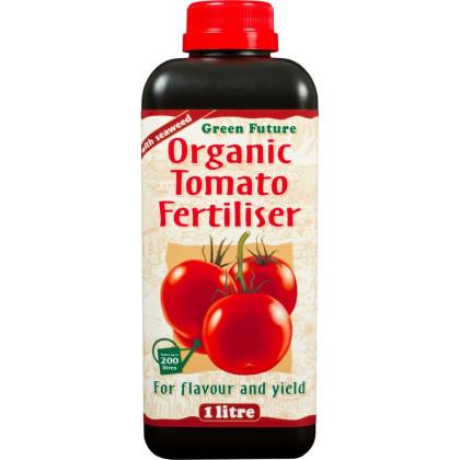 Hnojivo pre paradajky a papriky - bio hnojivo - Organic Tomato Feriliser - 1 l