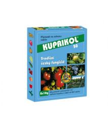 Kuprikol - fungicid proti bakteriálnym a hubovým chorobám - 2 x 10 g - 1 balenie