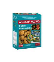 Prípravok proti plesniam - Acrobat - 4 x 20 g - 1 ks