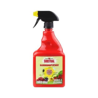 Substral Careo Ultra - postrek proti škodcom - ochrana rastlín - 750 ml