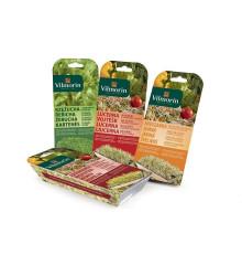 Sada na klíčky vrátane misky - Lucerna - Vilmorin - 10 g