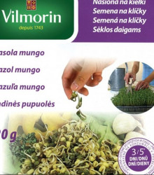 Semená na klíčky - Fazuľa mungo - Vilmorin - 20 g