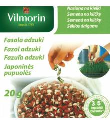 Semená na klíčky - Fazuľa adzuki - 20 g