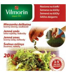 Semená na klíčky - Jemná zmes - 20 g