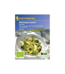 Semená na klíčky - Bio brokolica - Kiepenkerl - 20 g