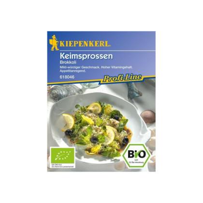 BIO Semená na klíčky - Bio brokolica - Kiepenkerl - 20 g