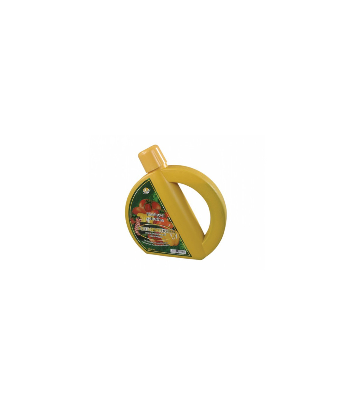 BIO hnojivo  - Vermesfluid pre plodovú zeleninu - 980 ml