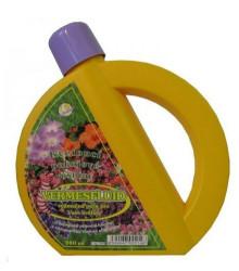 BIO hnojivo - Vermesfluid pre kvitnúce izbové rastliny - 980 ml