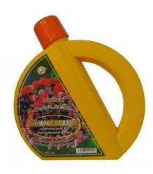 Prírodné hnojivo - Vermesfluid na muškáty - 980 ml