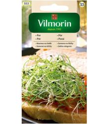 Semená na klíčky - Pór - Vilmorin - 1 g
