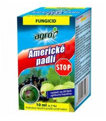 Americká múčnatka - prípravok proti americkej múčnatke - Agro - ochrana rastlín - 10 ml