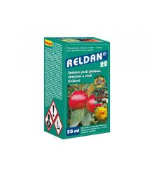 Reldan proti piliarkam, obaľovačom a vrtivke čerešňovej - 50 ml