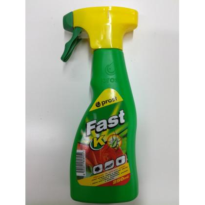 Fast K - Prípravok na ochranu rastlín - Prost - ochrana rastlín - 250 ml