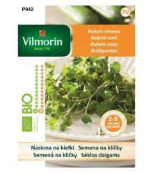 Bio semená na klíčky - Rukola siata - Vilmorin - 20 g