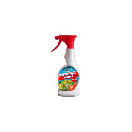 Choroby paradajok a uhoriek - Agro - ochrana rastlín - 500 ml