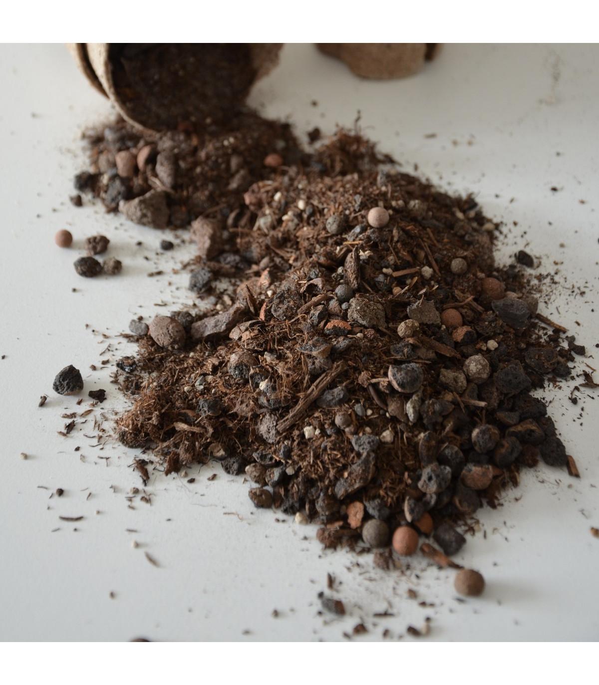 Špeciálny substrát - substrát na pestovanie semien krušpána - 100 g