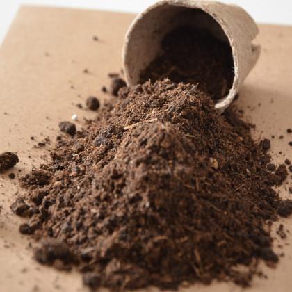 Špeciálny substrát na výsev a množenie - substrát na pestovanie semien rastlín - 200 g