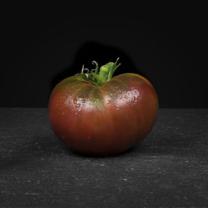 Paradajka- Čierný muž- semiačká paradajky- 6 ks