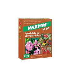 Merpan - fungicíd proti bakteriálnym a hubovým ochoreniam - 3 x 5 g