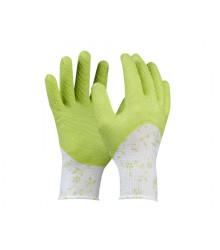 Pracovné rukavice Flower - 1ks - dámska velikosť