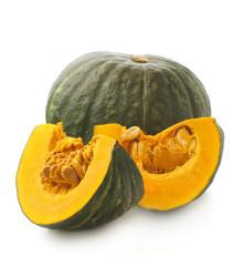 BIO tekvica Zelené Hokkaido - Cucurbita maxima - dyňa - bio semená - 7 ks