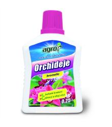Agro - hnojivo pre orchidey a bromélie - 250 ml