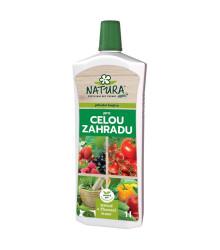 Natura - tekuté hnojivo pre celú záhradu - 1 l