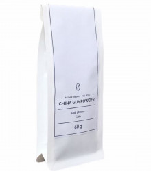 BIO - China Gunpowder Organic Tea - zelený čaj - 60 g