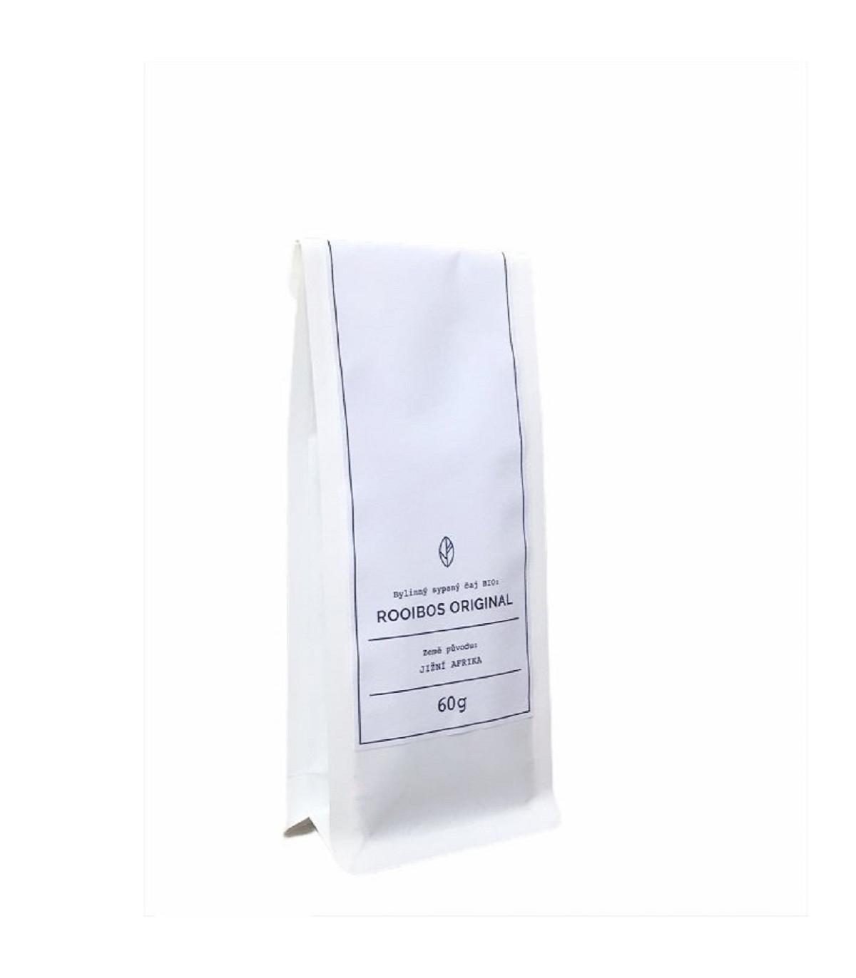 BIO Rooibos Original - zmes byliniek - bylinkové čaje - 60 g