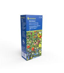 Kvetinová zmes Wild Nature - semená - 100 g