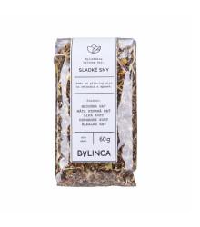 Sladké sny - zmes byliniek - bylinkové čaje - 60 g