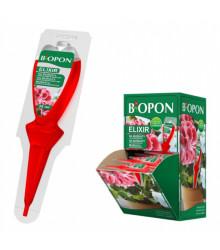 Kvapalné hnojivo na muškáty - Biopon - 35 ml