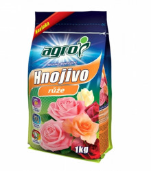 Organo-minerálne hnojivo pre ruže - Agro - hnojivá - 1 kg