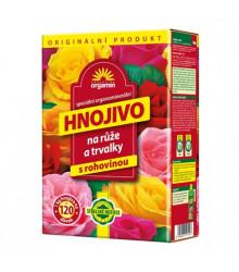 More about Orgamin - hnojivo na ruže a trvalky s rohovinou - Forestina - hnojivá - 1 kg