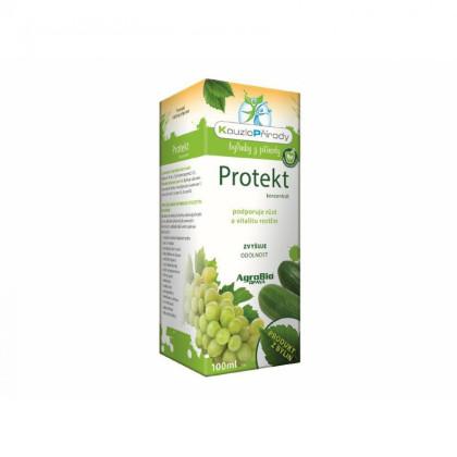 Protekt - koncentrát na rast a vitalitu rastlín - AgroBio - hnojivá - 100 ml