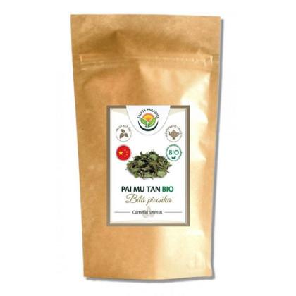 Pai Mu Tan - Biela pivonka - biely čaj - BIO - 70 g