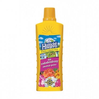 Hoštické hnojivo na rododendróny a azalky – hnojivá - 500 ml