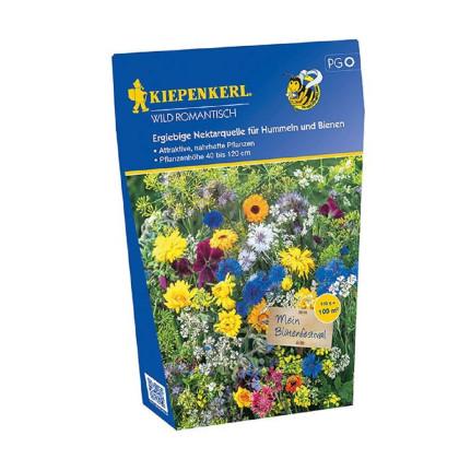 Kvetinová zmes Wild Romantisch - semená - 100 g