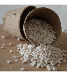 Perlit - výborný pomocník pri sadení semienok - vhodné pre 3 - 5 semiačok - 0,05 l