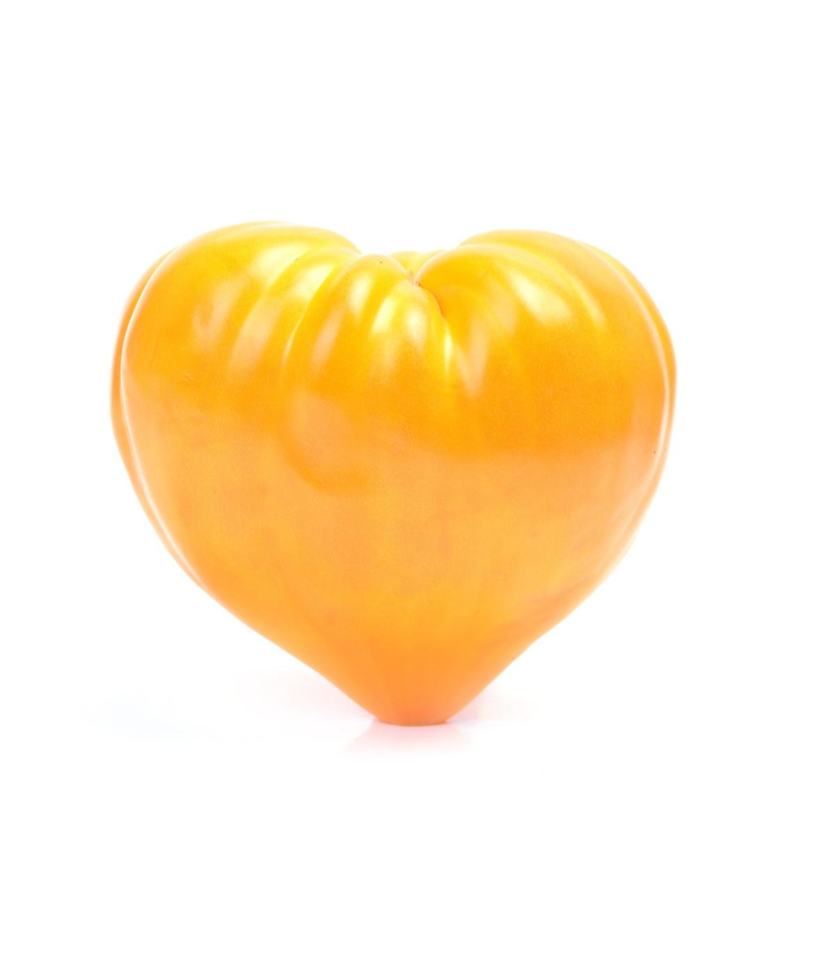 Paradajka - oranžová jahoda - predaj semien - 6 ks