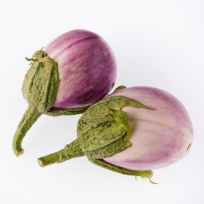 Baklažán - Rosa Bianca - predaj semien baklažánu - 6 ks
